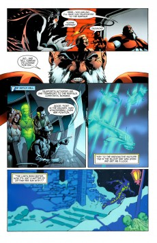 Extrait de StormWatch: P.H.D. (2007) -21- Scorched Earth