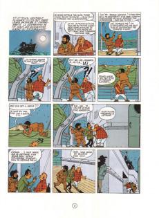 Extrait de Tif et Tondu -4b1987- La main blanche