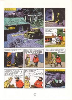 Extrait de Tif et Tondu -15b1986- Tif rebondit