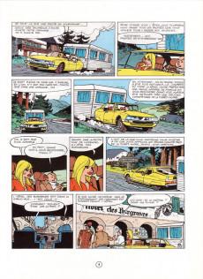 Extrait de Tif et Tondu -22b1986- Un plan démoniaque