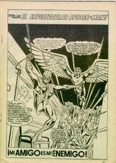 Extrait de Peter Parker: Spiderman -9- ¿Qué le pasó al Hombre de Hielo?