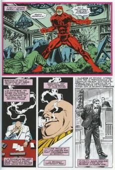 Extrait de Daredevil (Bethy) -2- Renaissance