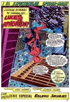 Extrait de Peter Parker: Spiderman -10- ¡De nuevo, Los Forzadores!
