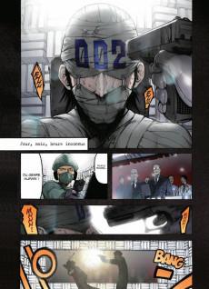 Extrait de Ajin : Semi-Humain -1- Tome 1