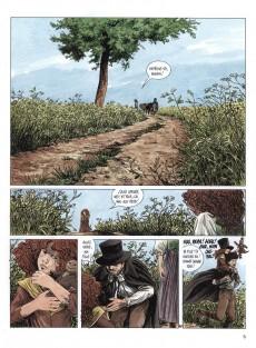 Extrait de La mémoire des arbres -6- La belle coquetière 2
