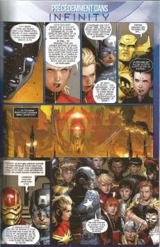 Extrait de Avengers (Marvel Now!) -4- Infinity