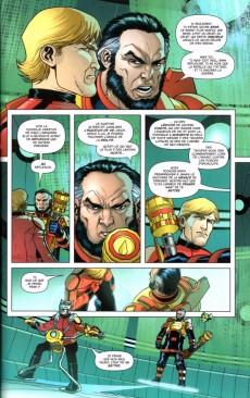 Extrait de Green Lantern Saga -32- Godhead - Première partie !