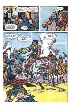 Extrait de Conan the Barbarian Vol 1 (Marvel - 1970) -184- Swords