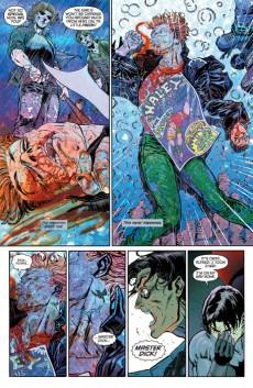 Extrait de Azrael (2009) -INT4- Batman: Gotham shall be judged