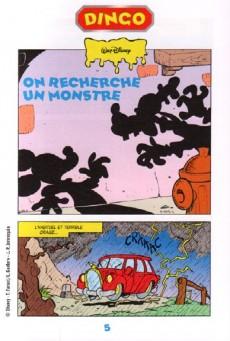 Extrait de Les héros de Mickeyville -2- Dingo