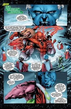 Extrait de Green Lantern: War of the Green Lanterns (2011) -INT- War of the Green Lanterns