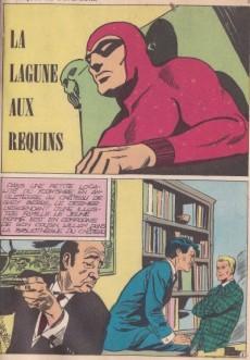 Extrait de Les héros de l'aventure (Classiques de l'aventure, Puis) -13- Le Fantôme : La lagune aux requins