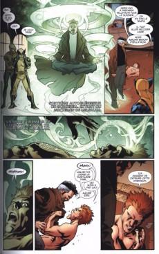 Extrait de The new Avengers (Marvel Deluxe - 2015) -1- Possession