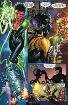 Extrait de Green Lantern Corps (2006) -INT08- The weaponer