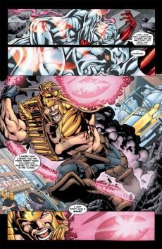 Extrait de Justice League: Generation Lost (2010) -INT2- Volume 2