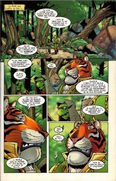Extrait de Tellos (Semic Comics) -4- Tellos US 7-8 - Jeunesse de Serra 2
