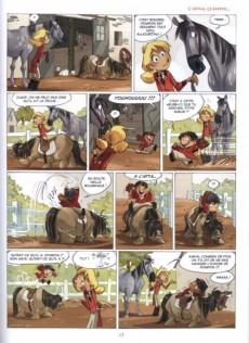 Extrait de Camomille et les chevaux -5- Une superbe balade