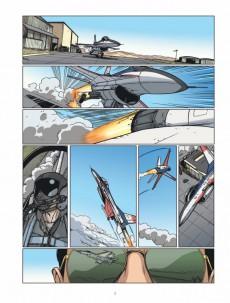 Extrait de Mission Osirak -1- La bombe de Saddam