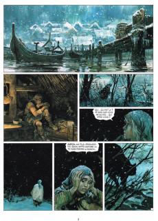 Extrait de Thorgal -31a15- Le Bouclier de Thor