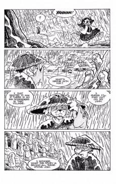 Extrait de Usagi Yojimbo (1996) -INT29 - Two Hundred Jizo