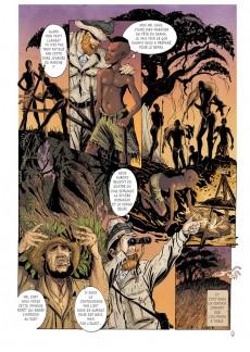 Extrait de Jules Verne et ses voyages -2- Le Village aérien