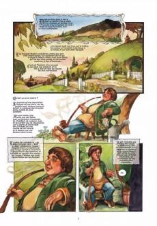Extrait de Bilbo le Hobbit -INTc2012- Le Hobbit