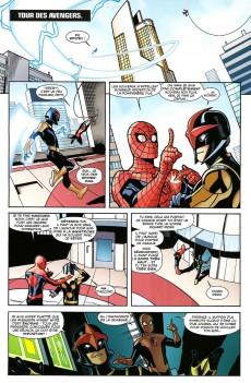 Extrait de Avengers & X-Men : Axis -31/2- Nouveau désordre mondial