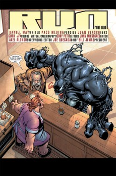 Extrait de Venom (2003) -7- Run - part 2
