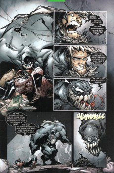 Extrait de Venom (2003) -11- Patterns - part 1