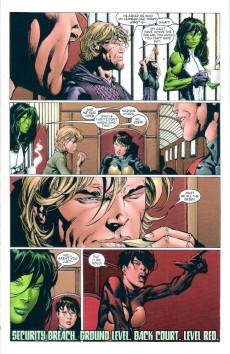 Extrait de Avengers (The) (1963) -INT- Avengers Disassembled
