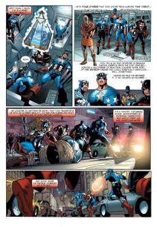 Extrait de Captain America Corps (2011) -INT- Captain America Corps