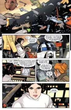 Extrait de Princess Leia (2015) -5- Princess Leia Part 5