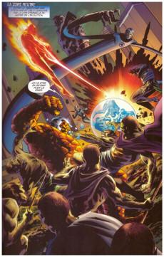 Extrait de Fantastic Four (Vol.2) (Marvel Deluxe) -2- Trois