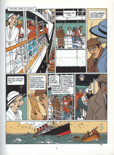 Extrait de Agatha Christie (Emmanuel Proust Éditions) -5- Mister Brown