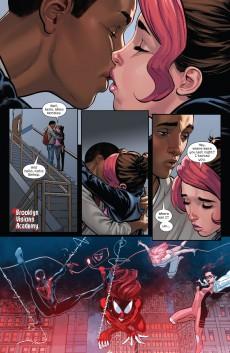 Extrait de Miles Morales: Ultimate Spider-Man (2014) -1- Issue 1