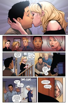 Extrait de Ultimate Spider-Man (2000) -200- Issue 200