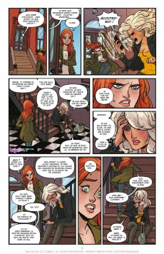 Extrait de Batgirl (DC Renaissance) -1- Bienvenue à Burnside