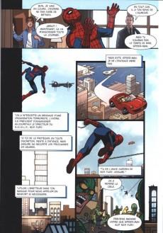 Extrait de Ultimate Spider-Man (Panini Kids) -1- Agent du S.H.I.E.L.D.