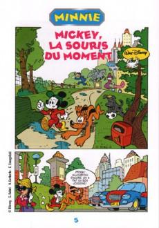 Extrait de Les héros de Mickeyville -5- Minnie