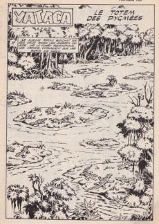 Extrait de Yataca (Fils-du-Soleil) -138- Le totem des pygmées