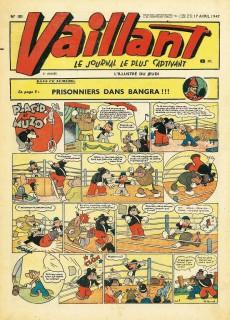Extrait de (Recueil) Vaillant (Album du Journal - 1re série) -3- N° 101 à 126