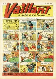 Extrait de (Recueil) Vaillant (Album du Journal - 1re série) -5- N° 151 à 174