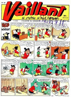 Extrait de (Recueil) Vaillant (Album du Journal - 1re série) -17- N° 361 à 373