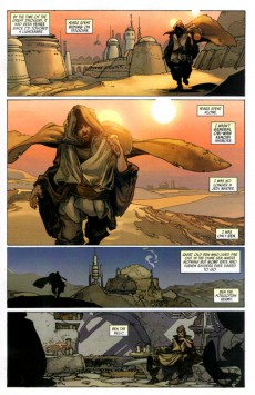 Extrait de Star Wars Vol.2 (Marvel comics - 2015) -7- Kenobi's journal