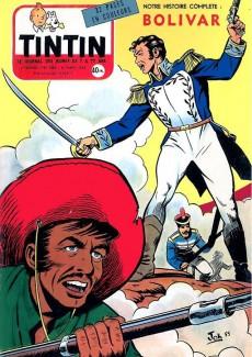 Extrait de (Recueil) Tintin (Album du journal - Édition française) -27- Tintin album du journal
