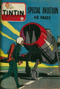 Extrait de (Recueil) Tintin (Album du journal - Édition française) -32- Tintin album du journal