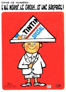 Extrait de (Recueil) Tintin (Album du journal - Édition française) -65- Tintin album du journal