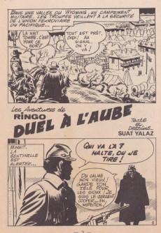 Extrait de Ringo (SFPI) -4- Duel à l'aube