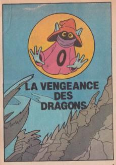Extrait de Maîtres de l'Univers (Euredif) -5- La vengeance des dragons