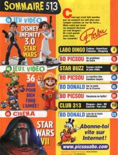 Extrait de Picsou Magazine -513- Picsou Magazine n° 513